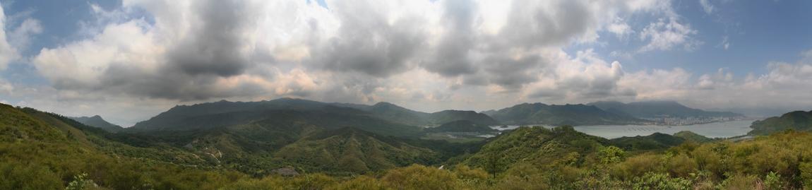 HongKong New Territories
